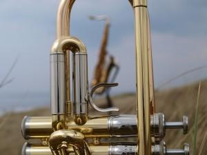 Trompet en Sax